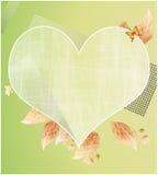Valentine Greeting Card Immagine Stock Libera da Diritti