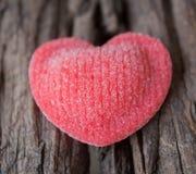 Valentine-hart Royalty-vrije Stock Foto's