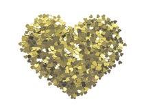 Valentine-hart Royalty-vrije Stock Fotografie