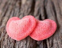 Valentine-harten Royalty-vrije Stock Foto