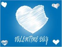 Valentine heart Royalty Free Stock Image