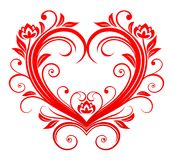 Valentine heart Royalty Free Stock Photo