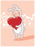 Valentine heart Royalty Free Stock Images