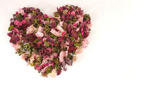 Valentine heart. Form my love Royalty Free Stock Images