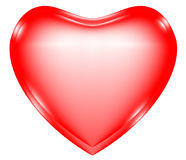 Valentine heart Stock Photography