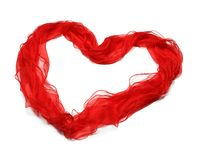 Valentine Heart Fotos de archivo