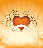 Valentine Heart vector illustration