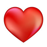 Valentine_heart Stock Images