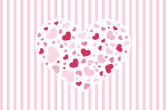 Valentine heart Royalty Free Stock Image