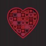 Valentine Heart Images libres de droits