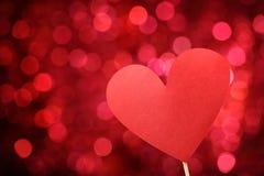 Valentine Heart Stockfotografie