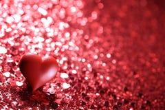 Valentine Heart Immagini Stock Libere da Diritti