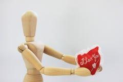 Valentine Heart Royalty-vrije Stock Fotografie
