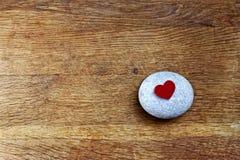 Valentine Heart Lizenzfreie Stockfotos