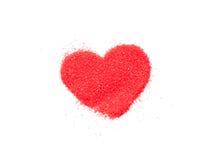 Valentine Heart Photographie stock libre de droits