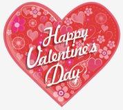 Valentine Heart ilustração royalty free