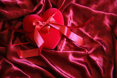 Valentine Heart Immagine Stock Libera da Diritti