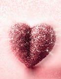 Valentine Heart Royaltyfri Bild