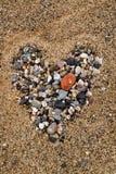 Valentine Heart stockbilder