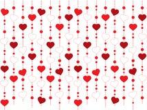 Valentine heart_1 Stock Afbeeldingen