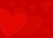 Valentine. heart  background Royalty Free Stock Images
