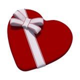 Valentine Heart Box Stock Photos