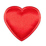 Valentine heart closeup Royalty Free Stock Images