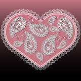 Valentine heart 5 Royalty Free Stock Photo