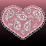 Valentine heart 5 Royalty Free Stock Photo