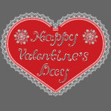 Valentine heart 24 Royalty Free Stock Photography