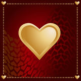 Valentine heart love Vector Stock Images