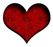 Valentine Heart Red Stock Photos