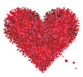 Valentine heart shape, love Stock Photos