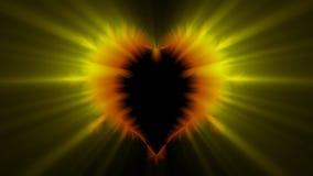 Valentine heart, stock footage. Video stock footage