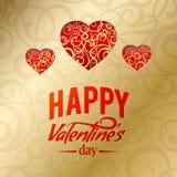 Valentine Heart Symbol. Fotografía de archivo