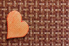 Valentine - heart symbol Stock Image