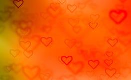 Valentine heart texture Royalty Free Stock Photo