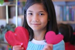 Valentine hearts 2 Stock Photo