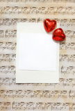 Valentine hearts. Royalty Free Stock Image