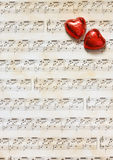 Valentine hearts. Royalty Free Stock Images