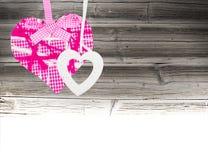 Valentine hearts Royalty Free Stock Photos