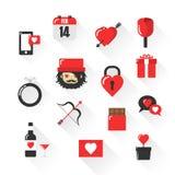 Valentine icon Royalty Free Stock Photos