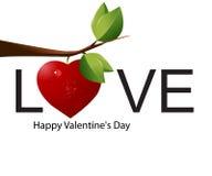 Valentine Illustration Royalty Free Stock Photography