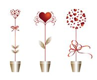 Valentine_illustration Royalty Free Stock Photos