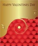 Valentine illustration Royalty Free Stock Images