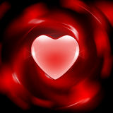 Valentine illustration Stock Photo