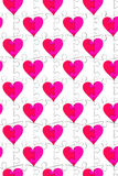 Valentine jigsaw puzzle Royalty Free Stock Photo