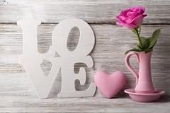 Valentine, jour Photographie stock libre de droits