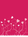 Valentine Landscape Royalty Free Stock Photo