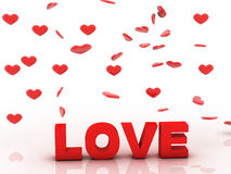 Valentine Love Royalty Free Stock Photos